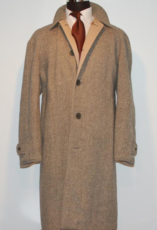 Мужское пальто реглан, пошив в ателье Ставрополь
