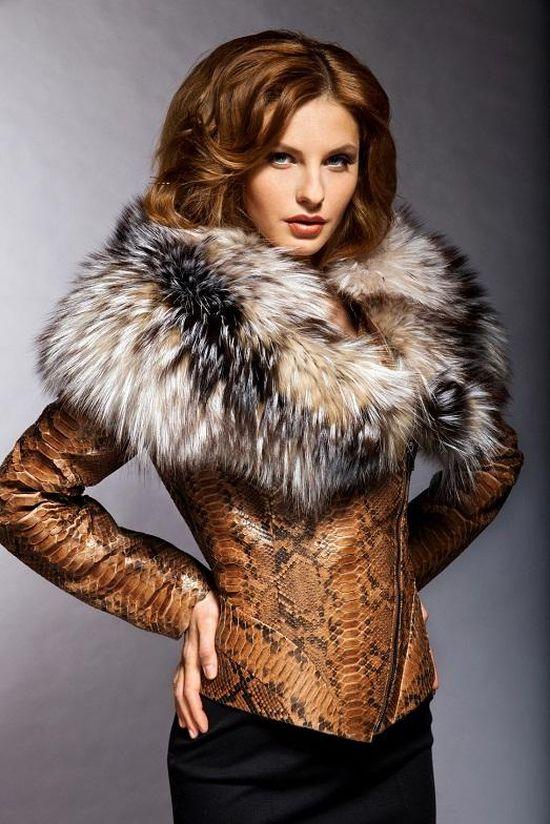 Индивидуальный пошив одежды из меха и кожи - меховое ателье Ставрополь