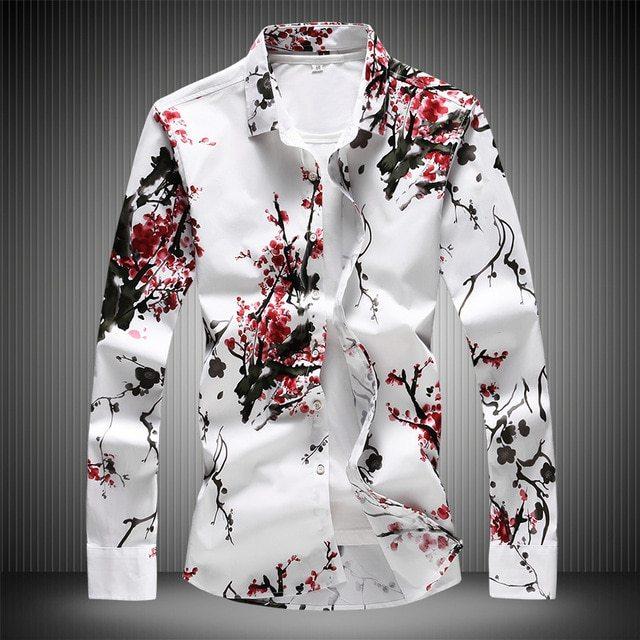 Мужская модная рубашка пошив на заказ в ателье Ставрополь