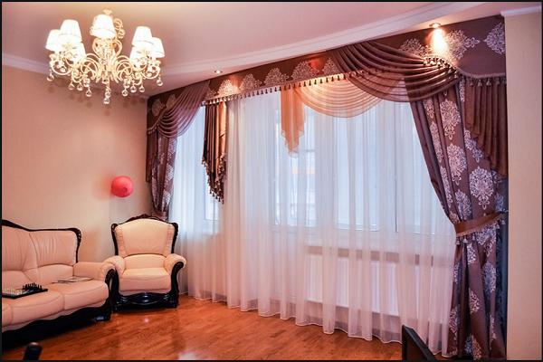 Пошив штор на заказ в ателье Ставрополь