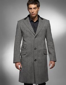 Приталенное однобортное пальто сшить ателье Ставрополь