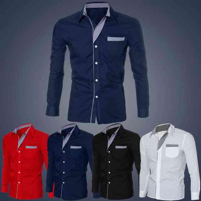 Рубашки мужские модные, пошив в ателье на заказ, Ставрополь