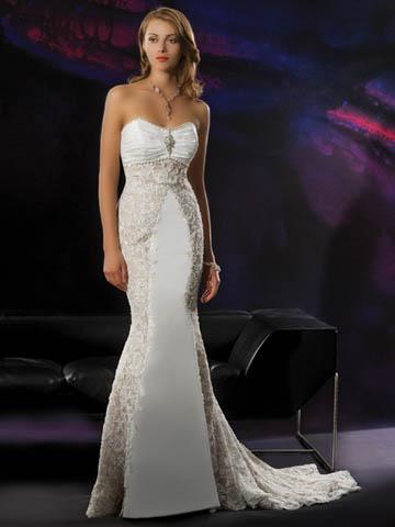 Сшить свадебное, вечернее платье